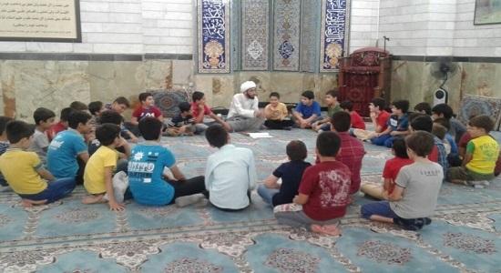 بازی تقویت حافظه با نماز