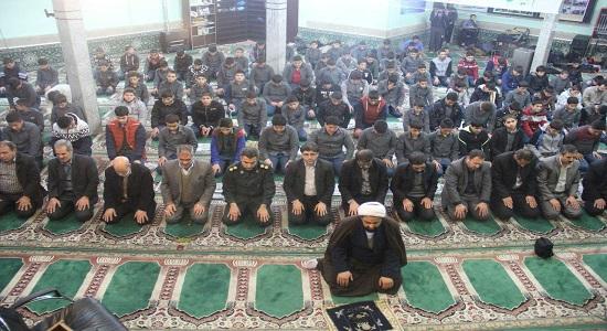 فرمول یک سپاهی برای جذب به مسجد