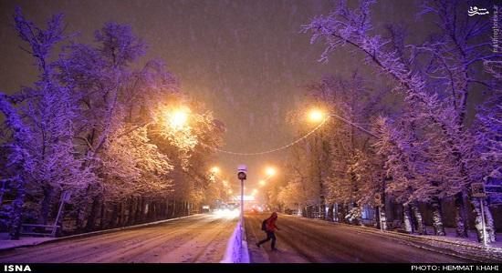 شبهای زمستان