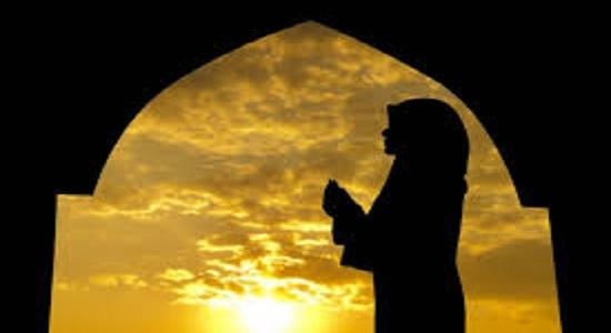 نماز سوخت معنوی است