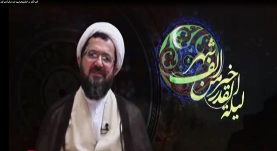 حجت الاسلام ماندگاری؛ سه کار در استثنایی ترین شب سال (شب قدر)