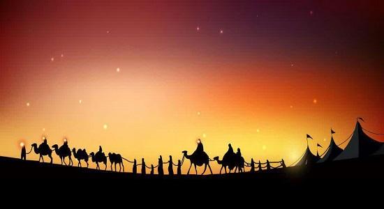 نماز شب حضرت زینب سلام الله علیها در مسیر شام
