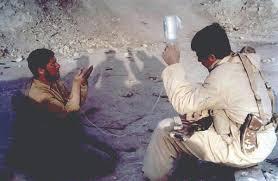 نوشیدن شربت شهادت در نماز عصر