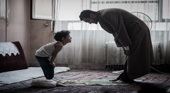 نماز رو به بابایی