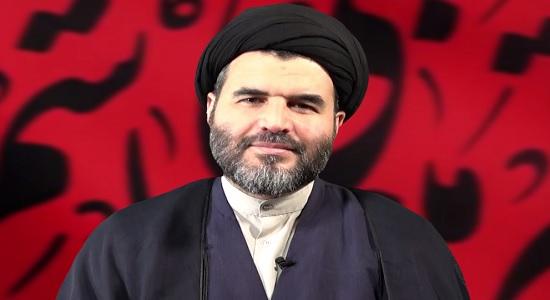 حجت الاسلام باقری؛ راز آرامش امام حسین ع در روز عاشورا (8)