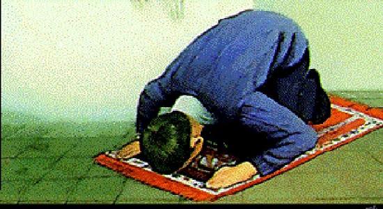 اگر به وصل خدا راغبی، نماز آور
