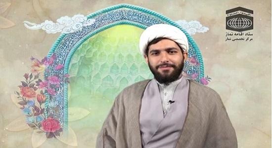حجت الاسلام و المسلمین باقریان؛ نماز جماعت