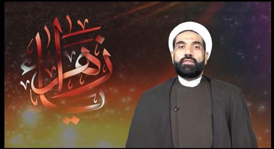 حجت الاسلام و المسلمین ولی خانی؛ حضور قلب در نماز