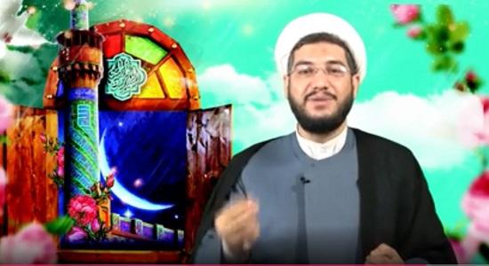 حجت الاسلام اخوان؛ جشن عبادت (1)