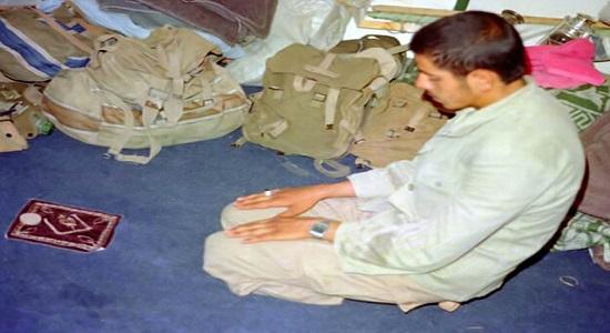 نوجوانی به نام محمد خانی